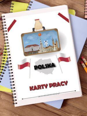 pomoce naukowe o Polsce