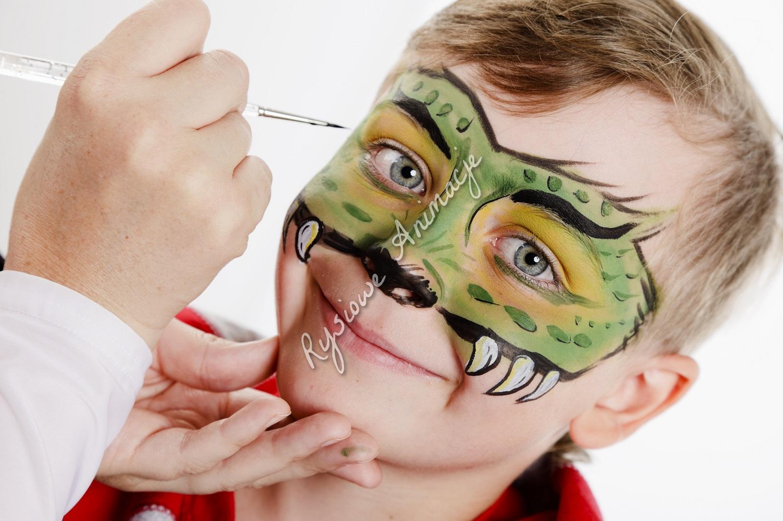malowanie twarzy i ciała